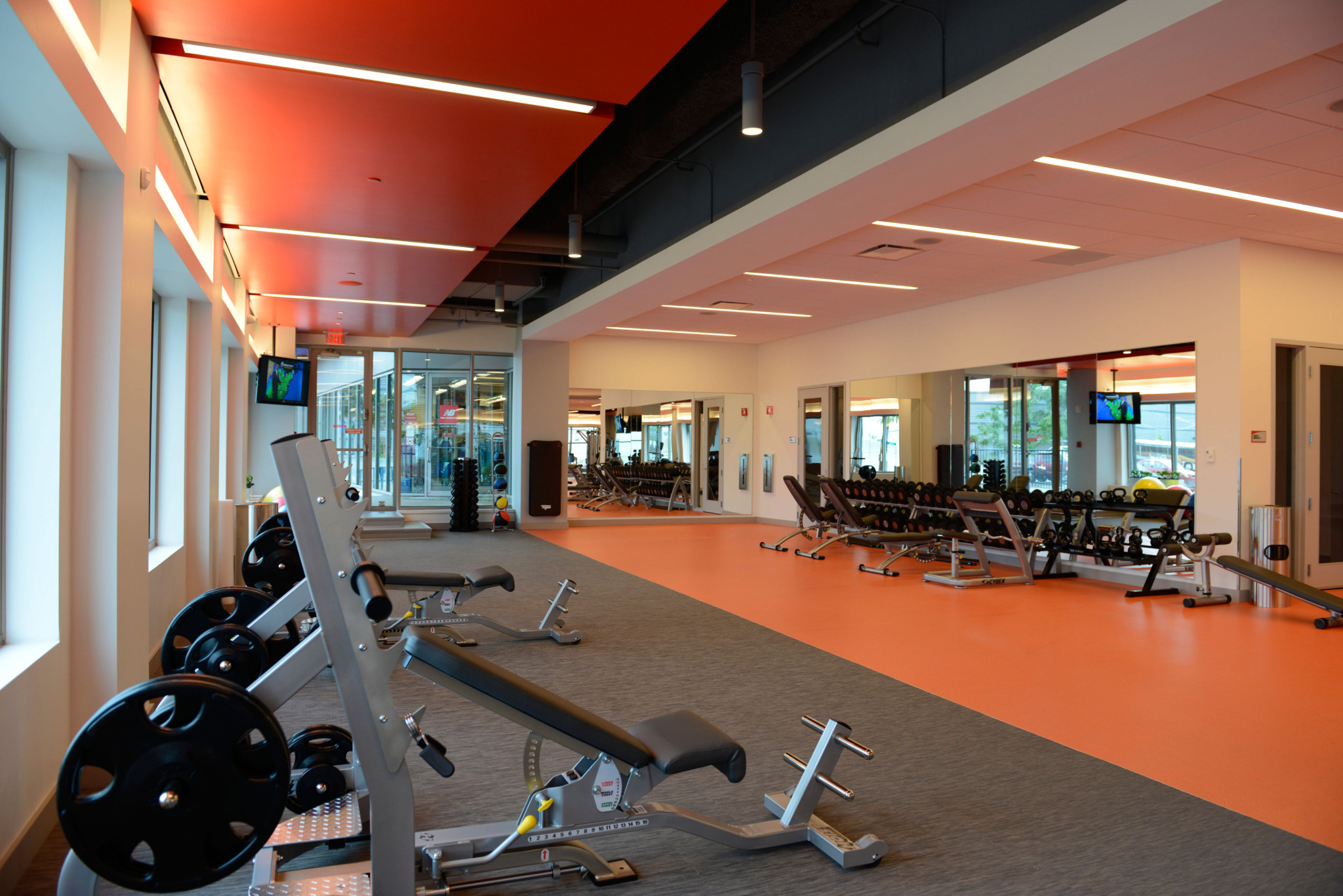 Nb fitness club boston landing